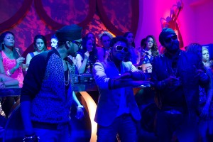 RDB in the song Tamanche Pe Disco from Bullett Raja