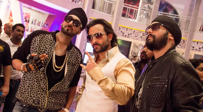 Interview: Surj from RDB talks about 'Tamanche Pe Disco'