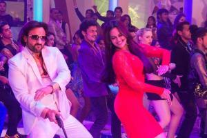Sonakshi and Saif