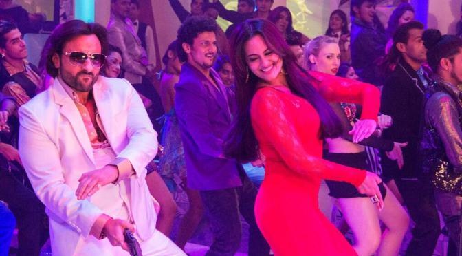 Watch: 'Tamanche Pe Disco' from 'Bullett Raja'