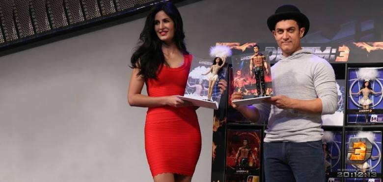 Katrina and Aamir