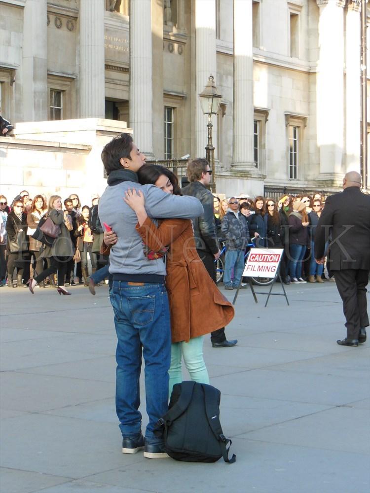 Ali Zafar and Yaami Gautam in London - Total Siyapaa (2)
