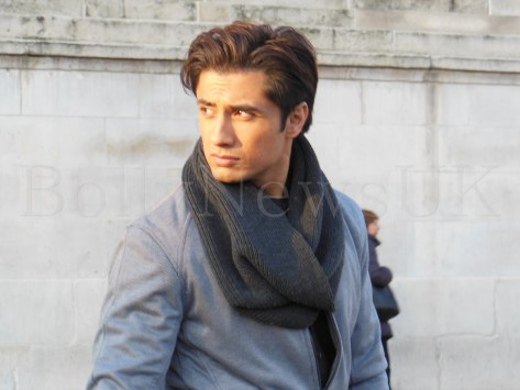 Ali Zafar shooting for Total Siyapaa in London (3)