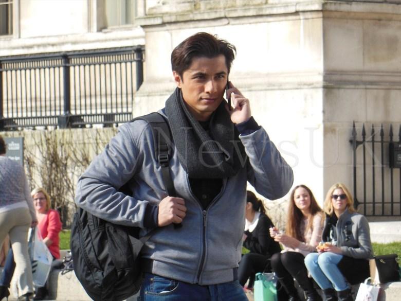 Ali Zafar shooting for Total Siyapaa in London (5)