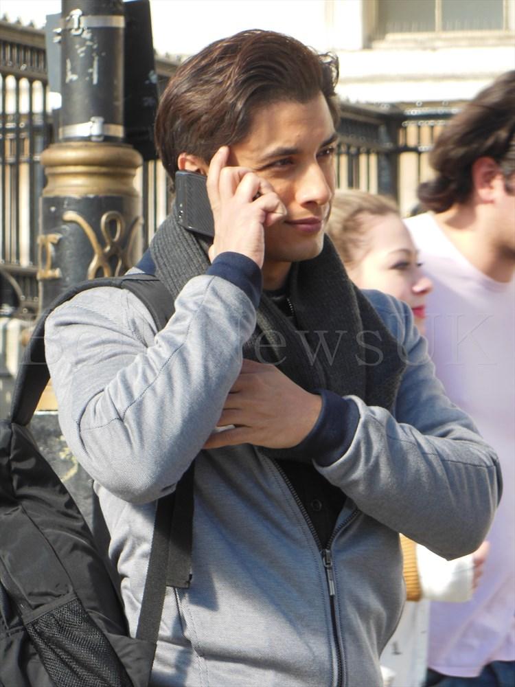 Ali Zafar shooting for Total Siyapaa in London (6)