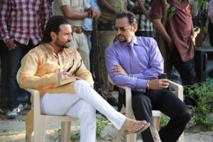 Bullett Raja - Saif Ali Khan and Gulshan Grover