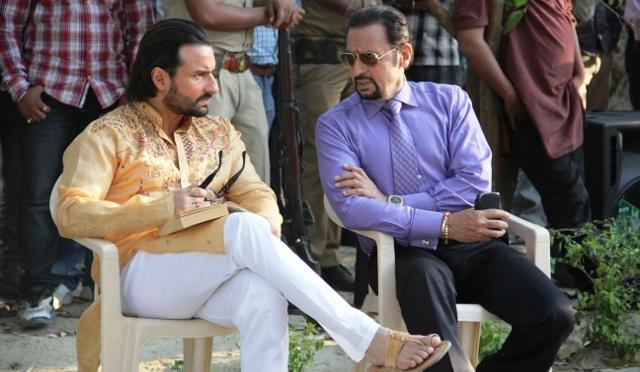 HRH Prince Charles Requests  Gulshan Grover for DVD of New Film Bullett Raja