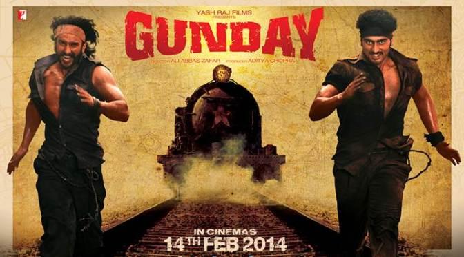 Watch: 'GUNDAY' Teaser featuring Ranveer and Arjun