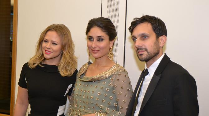 Kareena Kapoor, Dynamo and Kimberley honored at House of Commons