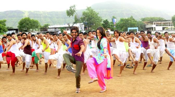 New Trailer: 'R… Rajkumar'