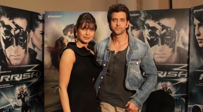 Interview: Hrithik Roshan & Priyanka Chopra talk to BollyNewsUK