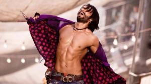 Ram-Leela-Ranveer-Singh-Shirtless