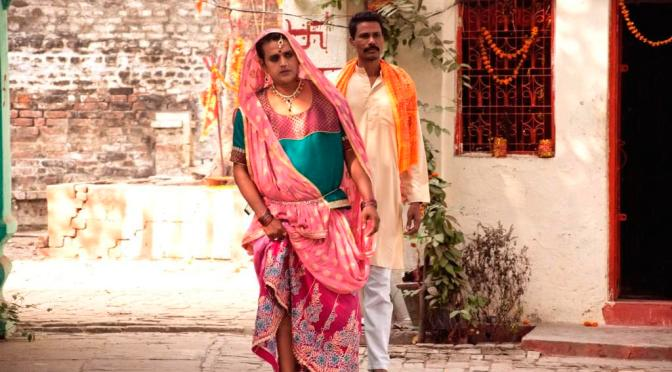 Ravi Kishan dons a woman's avatar in 'Bullet Raja'