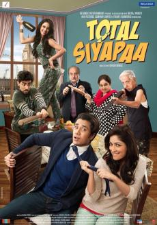 TOTAL SIYAPAA UK Release