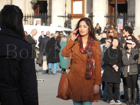 Yaami Gautam in London -Total Siyapaa (1)
