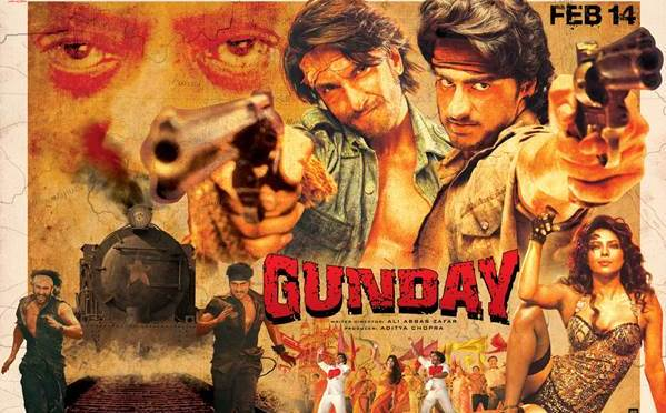 Trailer of 'Gunday' released at DIFF