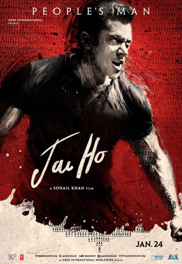 Jai Ho - UK Release (2)