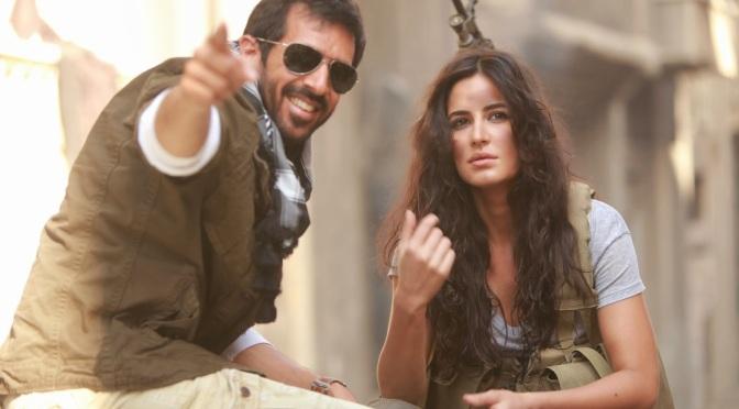 Sajid Nadiadwala's 'Phantom' begins its Mumbai schedule