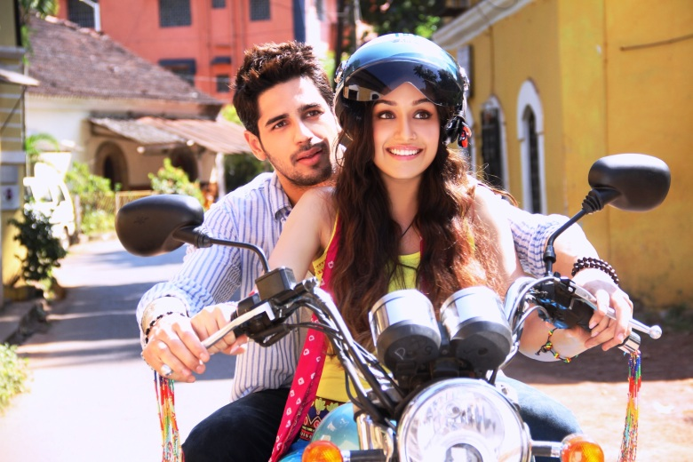 Sidharth Malhotra and Shraddha Kapoor in The Villain UK