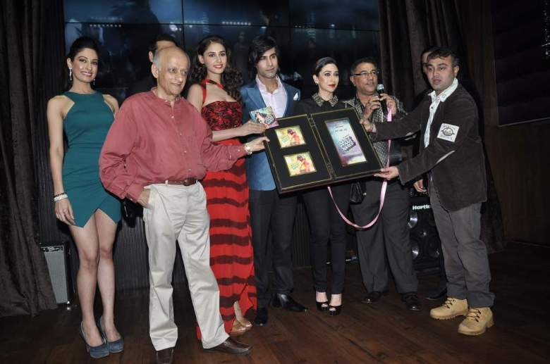 Tanya Mallik, Mukesh Bhatt, Hasleen, Shiv Darshan, Karisma Kapoor, Suneel Darshan, Rajesh Pandey