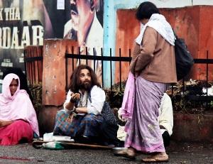 Vidya Balan disguised look as a beggar in Bobby Jasoos