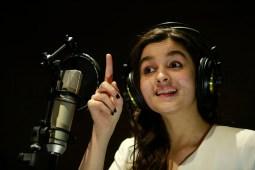 Alia Bhatt sings for Highway