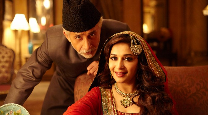 'Dedh Ishqiya' in UK cinemas now!