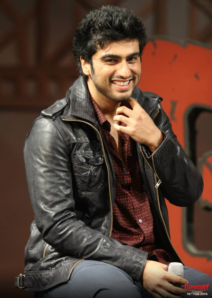 Gunday Music Launch - Arjun