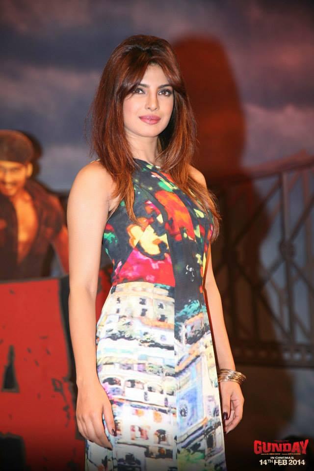 Gunday Music Launch Priyanka Chopra