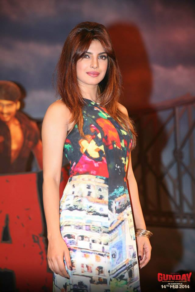 Gunday Music Launch Priyanka Chopra