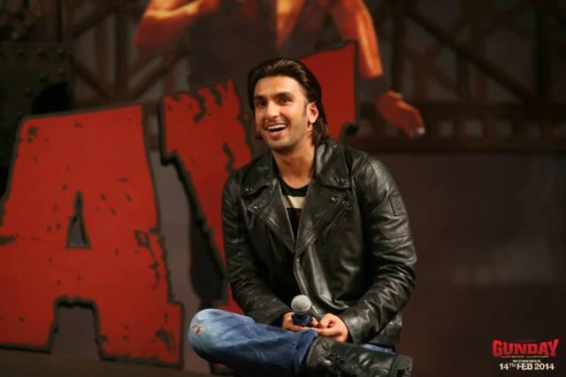 Gunday Music Launch - Ranveer