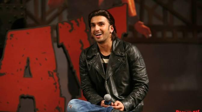 Interview: Ranveer Singh talks about 'Gunday'