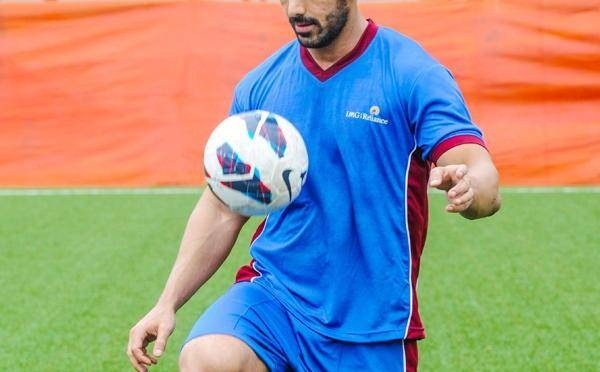 John Abraham and Shoojit to produce a film on football