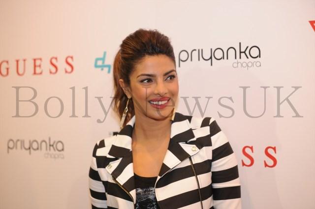 Priyanka at Guess store in London (5)
