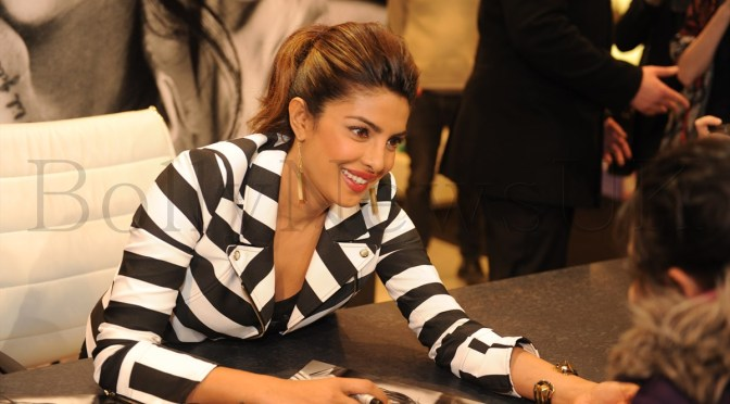 Priyanka Chopra surprises her staff with a gift hamper and a personal note!