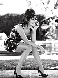 Priyanka for Guess  by Brian Adams