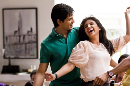 Sidharth Malhotra and Parineeti Chopra - Hasee Toh Phasee