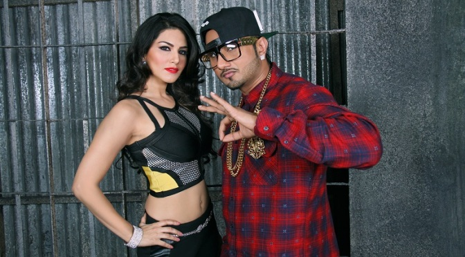 Honey Singh and Sunny Leone come together for 'Ragini MMS-2'