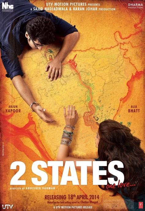 2 STATES - UK Release