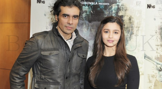 Alia Bhatt and director Imtiaz Ali introduce Highway to London