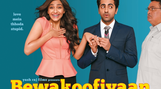 First Look: YRF's 'Bewakoofiyaan'