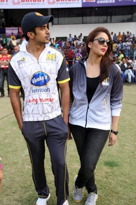 CCL 4 Bengal Tigers Vs Mumbai Heroes Match Photos (53)