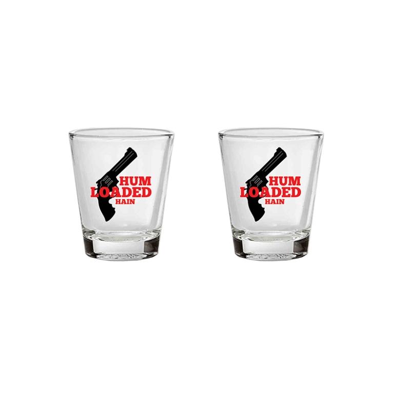 Gunday - Loaded Shot Glasses