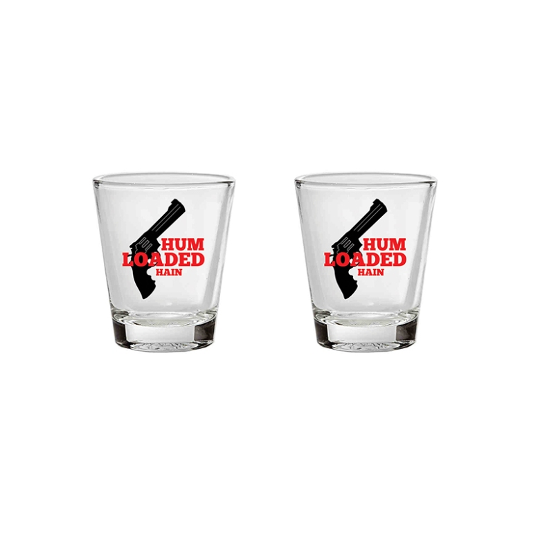 Gunday - Loaded Shot Glasses