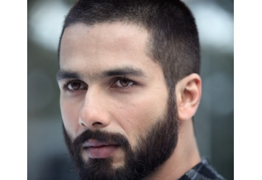 Photos: Shahid Kapoor's new look for 'Haider'