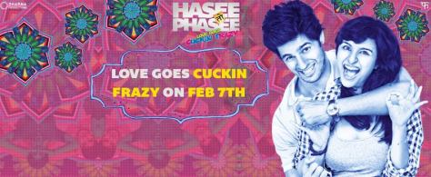 Hasee Toh Phasee UK Release