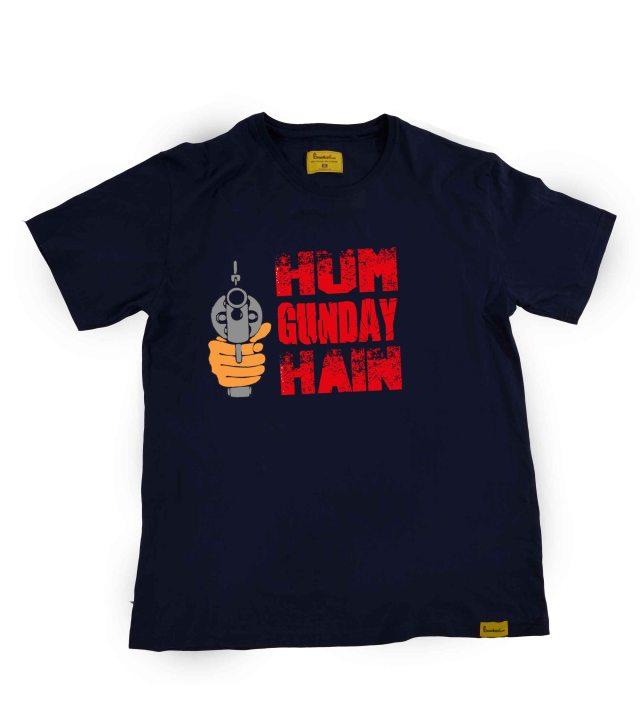 Hum Gunday Hai - T-Shirt (1)