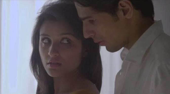 Sidharth Malhotra defines 'love'