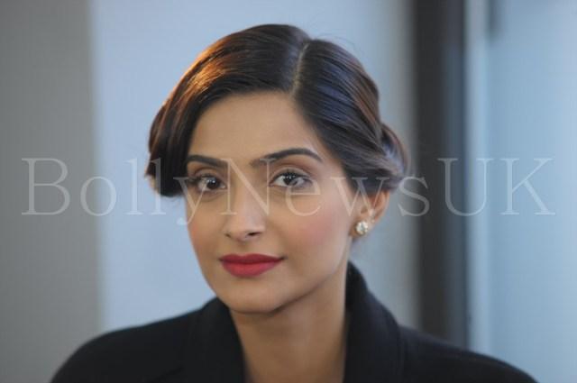 Sonam Kapoor in Dior in London - Bewakoofiyan (2)