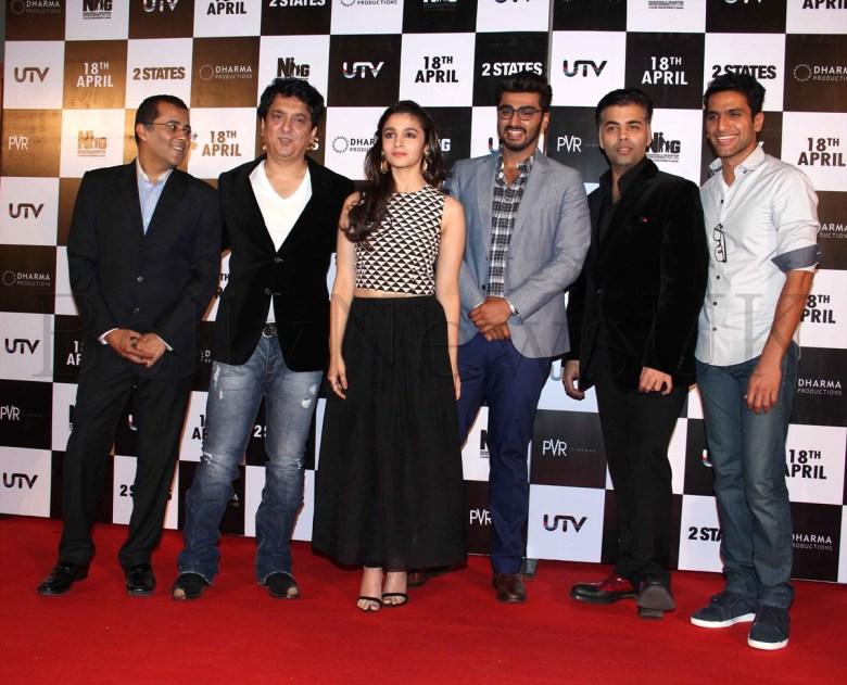 2 STATES Trailer Launch - Photo -Varinder Chawla (1)